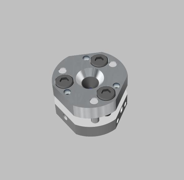 DAC FTIR Mini by screws
